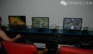 游戏工作室需要具备三大条件:一挂、二网、三机器