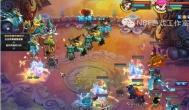 腾讯游戏《QQ仙灵》 一款成熟的端游项目