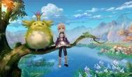 《风之大陆》适合女生玩的MMORPG类手机游戏