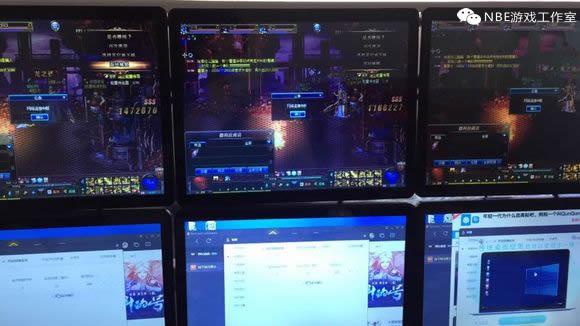 游戏工作室防封号(三)dnf搬砖姿势与检测原理防制裁