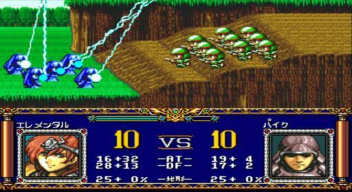 《梦幻模拟战手游》评测,和艾尔文一起重温