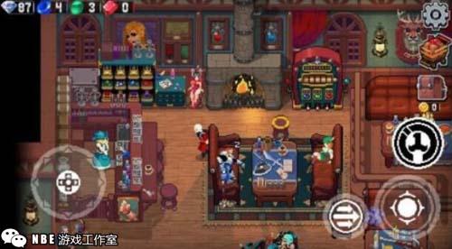 Roguelike类游戏推荐,人气最高的地牢像素风手游排行榜