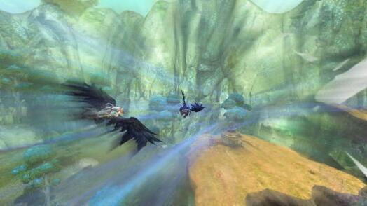 聊聊那些可以自由飞行战斗的大型3D手游,都什么时候出